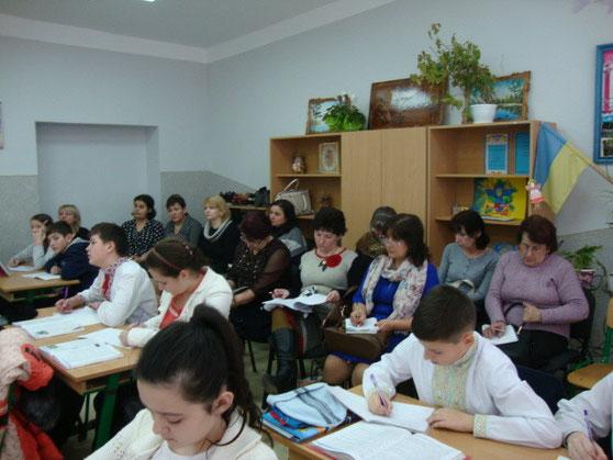 Творча група вчителів української мови