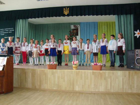 """Вокальний ансамбль """"Тайстра"""" (кер. Федунь І. М.)"""