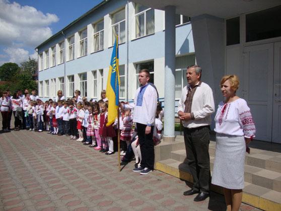 Привітання із святом селищного голови смт Запитів Федейка Ю. Ф.