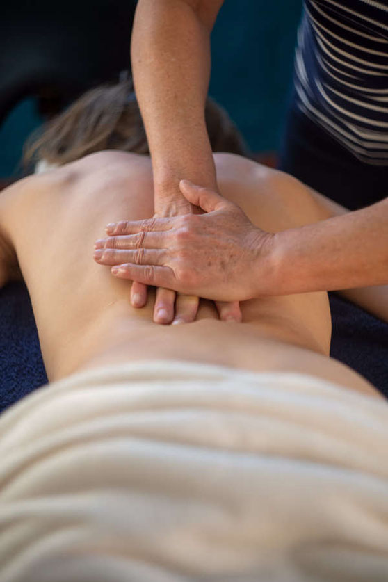 Breuss Massage in Grünkraut
