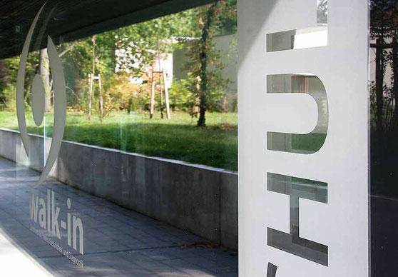 Wegleitsystem für das KIT Abteilung Hochschulsport