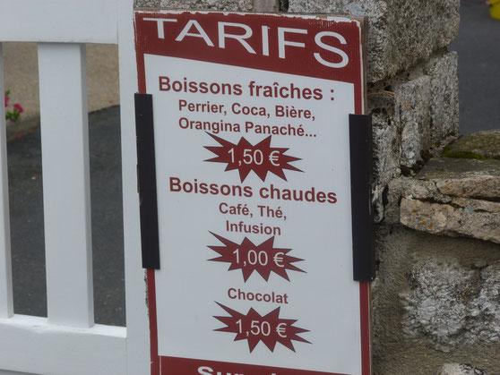 Infusionen für 1 € ???