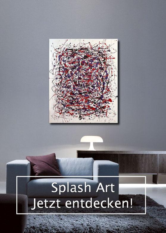 Gemälde kaufen - BURK ART