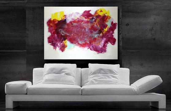 2-teiliges Wandbild XXL, 120 x 90 cm