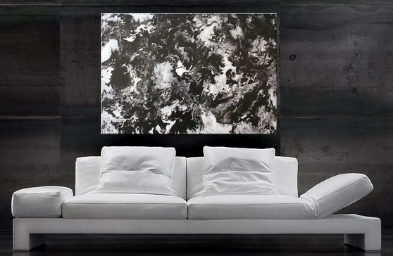 "Wandbild XXL ""Dream"" 120 x 90 cm"