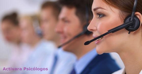 Contactar con Activara Psicólogos
