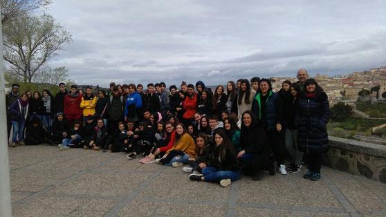 Avui el grup han visitat Toledo