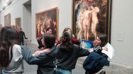 Al Museo del Prado