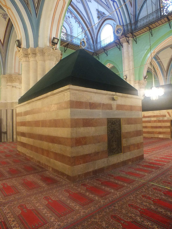 Ishak (Isaak) - Alayhi Salam [Palästina, Masjid Ibrahim (al-Khalil)] 6