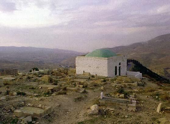 Nuh (Noah) - Alayhi Salam [Jordanien, Al-Karak] (alte Grabstätte)