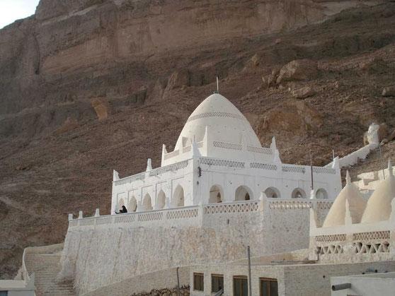 Hud (Heber) - Alayhi Salam [Jemen] (alte Grabstätte)