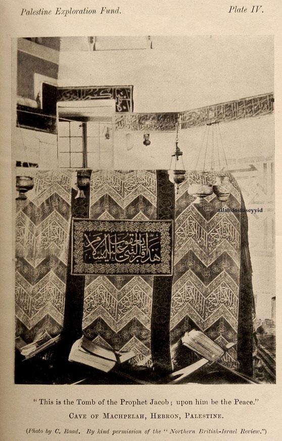 Yakub (Jakob) - Alayhi Salam [Palästina, Hebron] 1
