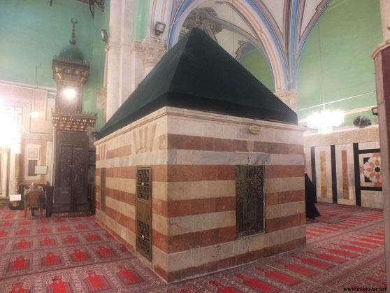 Ishak (Isaak) - Alayhi Salam [Palästina, Masjid Ibrahim (al-Khalil)] 5