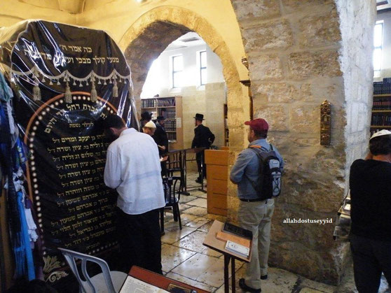 Yusuf (Josef)'s Mutter Rahel (Rachel) - Alayhi Salam [Palästina, Gilo] 4