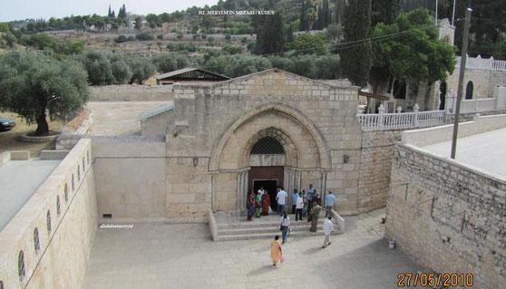 Maryam (Maria) - Alayhi Salam [Palästina] 4