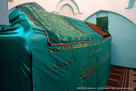 Musa (Moses) - Alayhi Salam [Palästina]