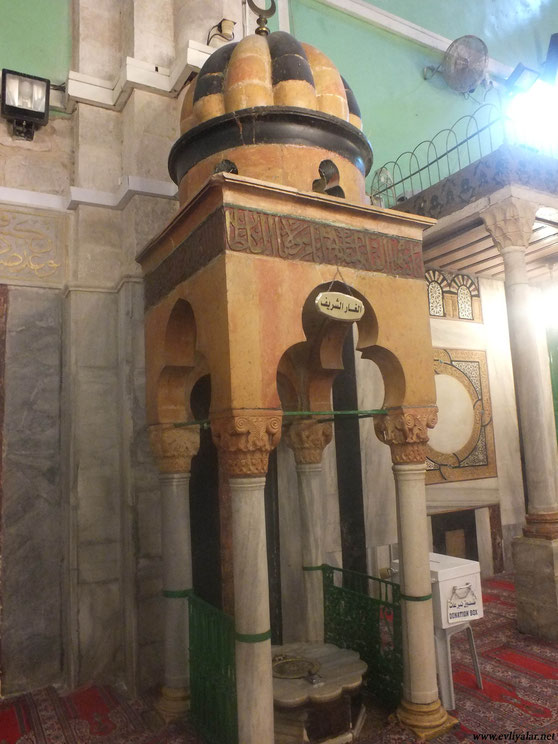 Ishak (Isaak) - Alayhi Salam [Palästina, Masjid Ibrahim (al-Khalil)] 8