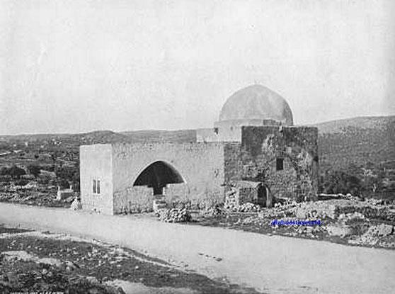Yusuf (Josef)'s Mutter Rahel (Rachel) - Alayhi Salam [Palästina, Gilo] 2