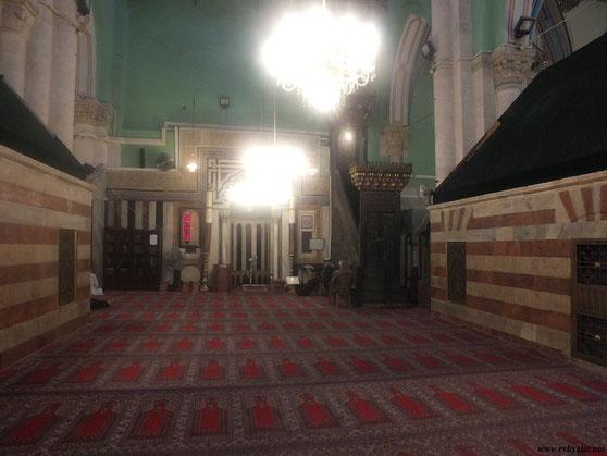 Ishak (Isaak) - Alayhi Salam [Palästina, Masjid Ibrahim (al-Khalil)] 4