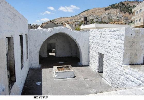 Yusuf (Josef) - Alayhi Salam [Palästina, Nablus] 4