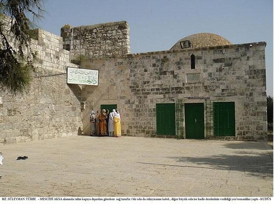 Suleyman (Salamon) - Alayhi Salam [Palästina, Al-Quds] 2