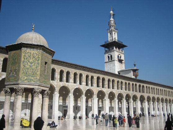 Yahya (Johannes) - Alayhi Salam [Syrien, Damaskus Umayyaden-Moschee] 9
