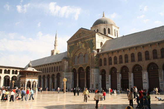 Yahya (Johannes) - Alayhi Salam [Syrien, Damaskus Umayyaden-Moschee] 1