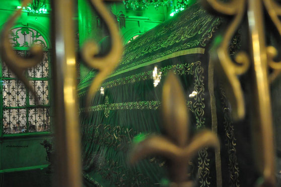Yahya (Johannes) - Alayhi Salam [Syrien, Damaskus Umayyaden-Moschee] 4