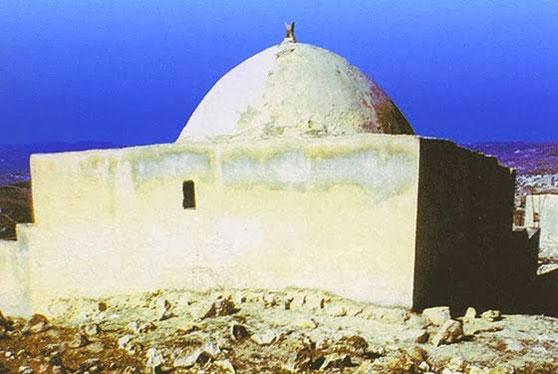 Hud (Heber) - Alayhi Salam [Jordanien] (alte Grabstätte)