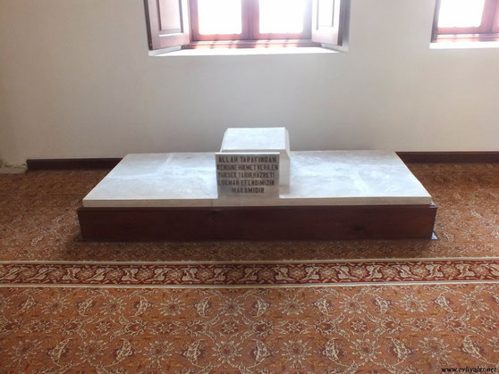 Luqman - Alayhi Salam [Türkei, Tarsus (Mersin)] 4