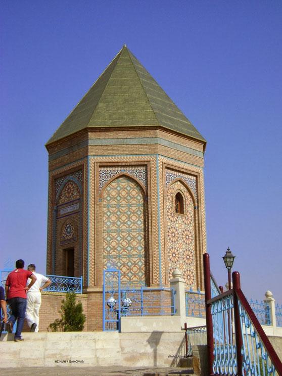 Nuh (Noah) - Alayhi Salam [Azerbaycan - Nahcıvan] (nur Moschee)