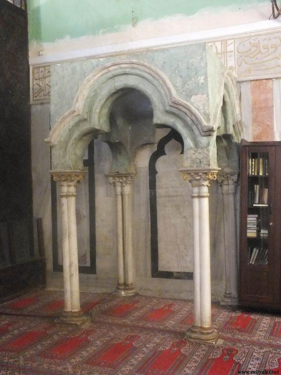 Ishak (Isaak) - Alayhi Salam [Palästina, Masjid Ibrahim (al-Khalil)] 9