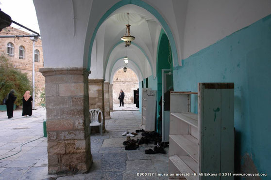 Musa (Moses) - Alayhi Salam [Palästina, al-Quds] 10