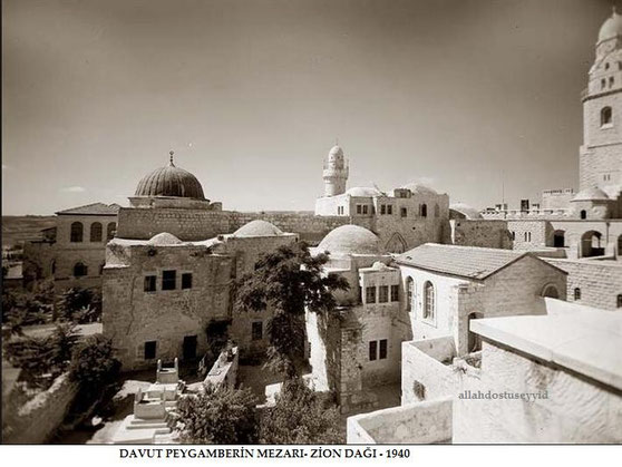 Davud (David) - Alayhi Salam [Palästina] 3
