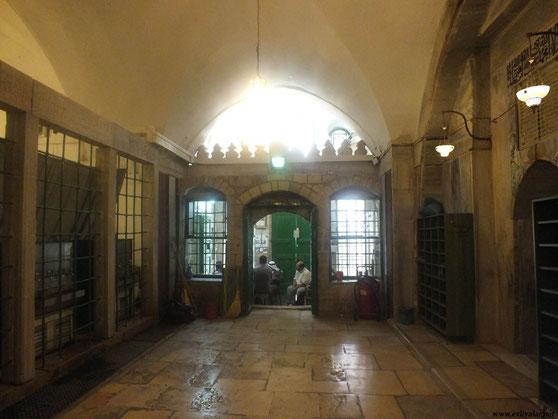 Ishak (Isaak) - Alayhi Salam [Palästina, Masjid Ibrahim (al-Khalil)] 3