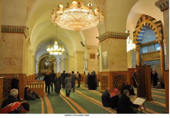 Zakariya (Zacharias) - Alayhi Salam [Syrien, Aleppo] 4
