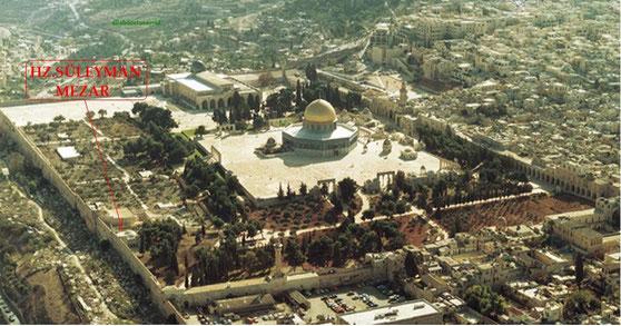 Suleyman (Salamon) - Alayhi Salam [Palästina, Al-Quds] 1