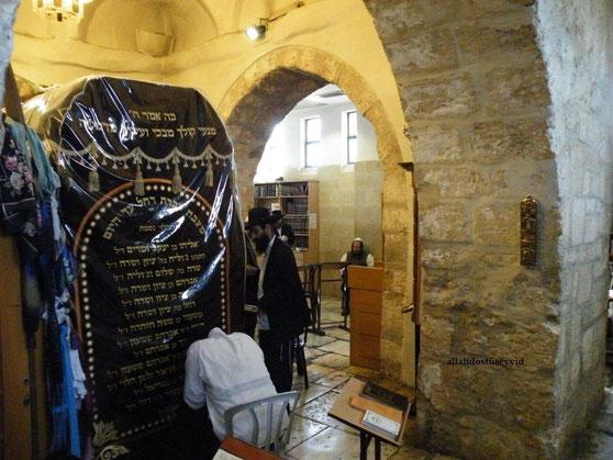Yusuf (Josef)'s Mutter Rahel (Rachel) - Alayhi Salam [Palästina, Gilo] 5