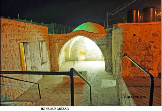 Yusuf (Josef) - Alayhi Salam [Palästina, Nablus] 3