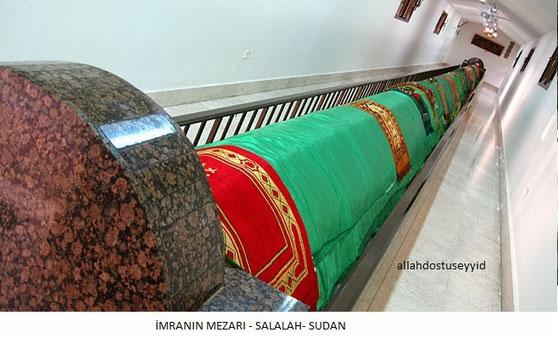 Imran (Amram) der Vater Maria's - Alayhi Salam