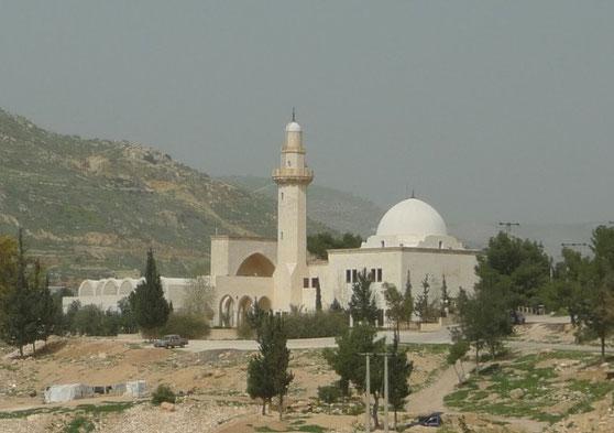 Schuaib (Jethro) - Alayhi Salam [Jordanien] 1