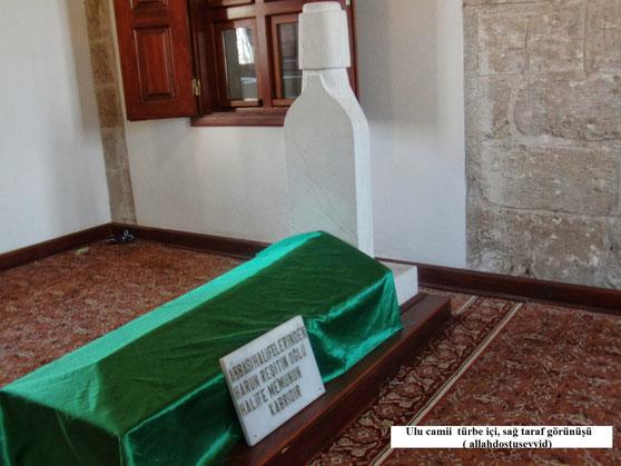 Luqman - Alayhi Salam [Türkei, Tarsus (Mersin)] 3
