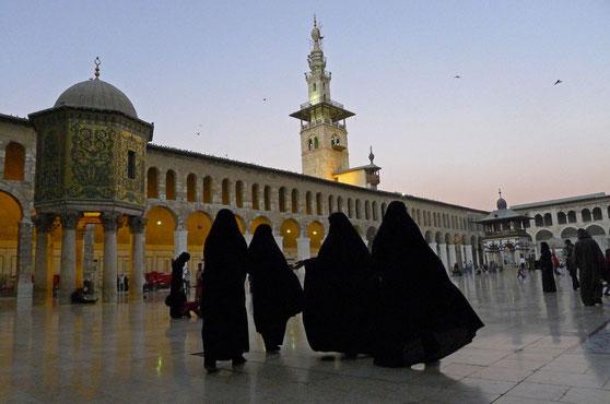 Yahya (Johannes) - Alayhi Salam [Syrien, Damaskus Umayyaden-Moschee] 8