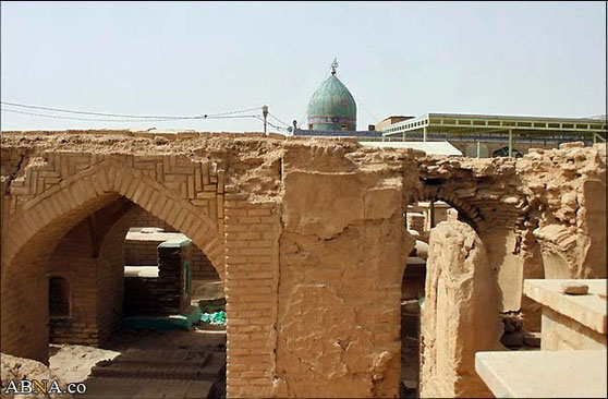 Salih (Methusalem) - Alayhi Salam [Irak, Nadschaf] 1