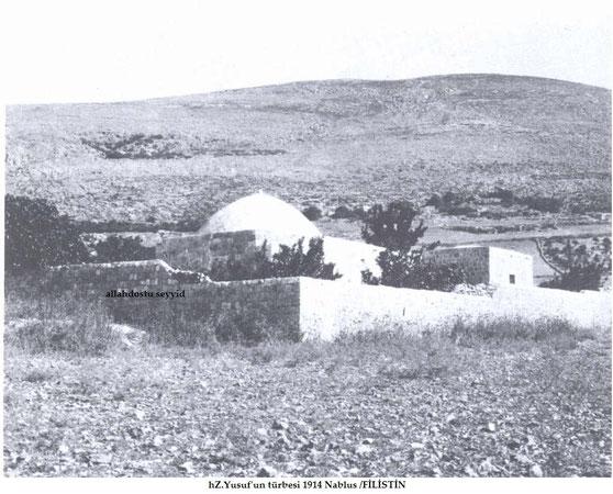 Yusuf (Josef) - Alayhi Salam [Palästina, Nablus] 1