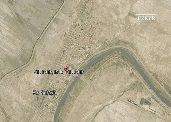 Uzayr (Ezra) - Alayhi Salam [Iraq] 1
