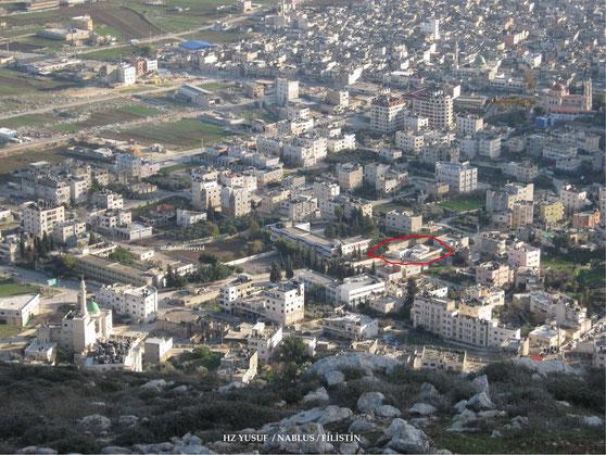 Yusuf (Josef) - Alayhi Salam [Palästina, Nablus] 6