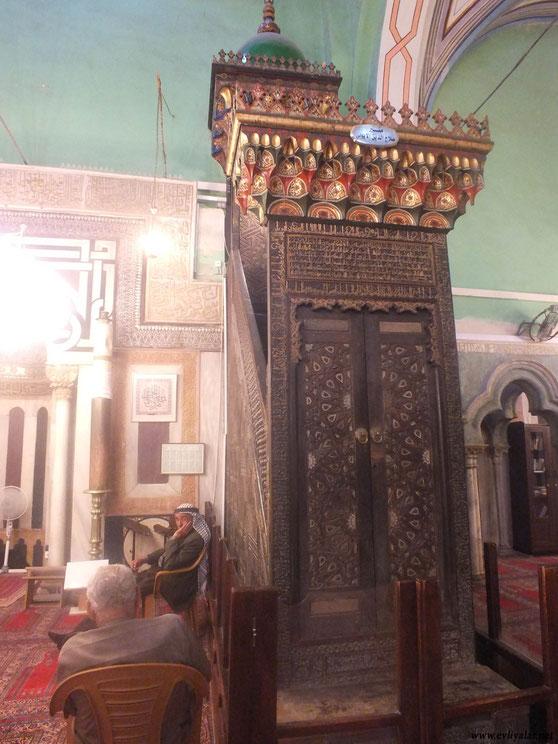 Ishak (Isaak) - Alayhi Salam [Palästina, Masjid Ibrahim (al-Khalil)] 10