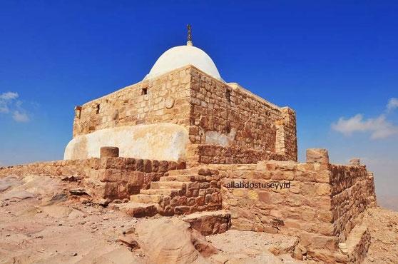 Harun (Aaron) - Alayhi Salam [Jordanien, al-Batrā] 5
