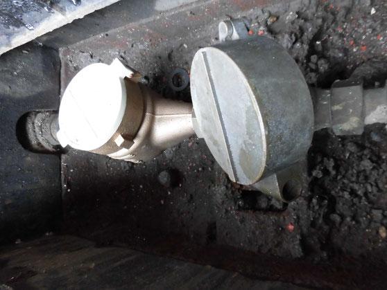 川口は、金を払わないとこの部品で栓が開けられないようにする